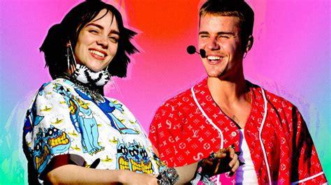 billie eilish lanza remix de bad guy  justin bieber radiotv mexico
