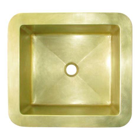 brass bar sink undermount custom sinks made to order texas lightsmith