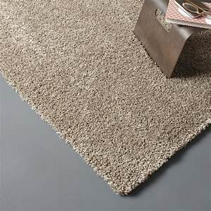 tapis gris shaggy lizzy l160 x l230 cm leroy merlin With tapis roy merlin