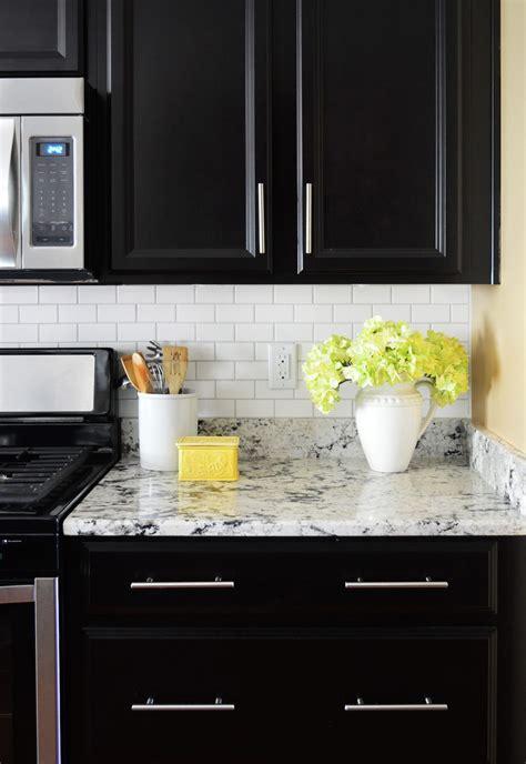 install  subway tile kitchen backsplash young