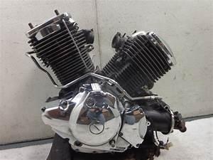 1999 2000 2001 2002 2003 Yamaha Vstar 1100 Xvs1100 Engine Motor Transmission