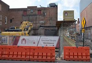 Construction Moves Into Second Phase As Shows Return To