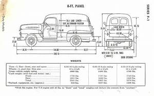 1950 Mercury Panel Truck Frame Question