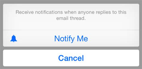 how to turn email notifications on iphone how to only get notifications for emails you care about on