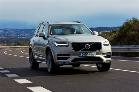 The New Volvo by New Volvo Xc90 2015 Review Auto Express