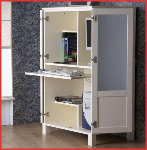 Hideaway Desk Cupboard by Minimalist Hideaway Desk Designs