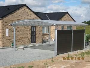 Carport Terrasse Kombination : vi producerer og leverer carporte efter dine nsker er der tale om bredde biler eller smalle ~ Somuchworld.com Haus und Dekorationen