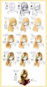 1000+ ideas about Anime Hair Color on Pinterest | Digital ...
