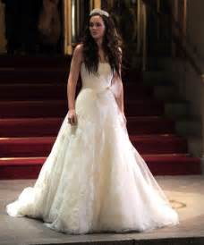 robe mariã e vera wang blair waldorf 39 s vera wang wedding dress south molton st style
