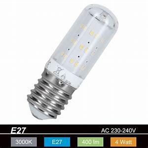 E27 Led Leuchtmittel : led leuchtmittel mit e27 sockel 4 watt 3000 k ~ Watch28wear.com Haus und Dekorationen