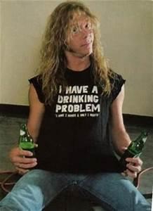 James Hetfield 1983