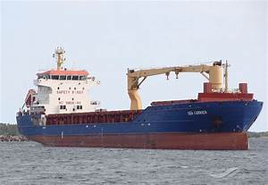 SEA CARRIER, General Cargo Ship - Details and current ...