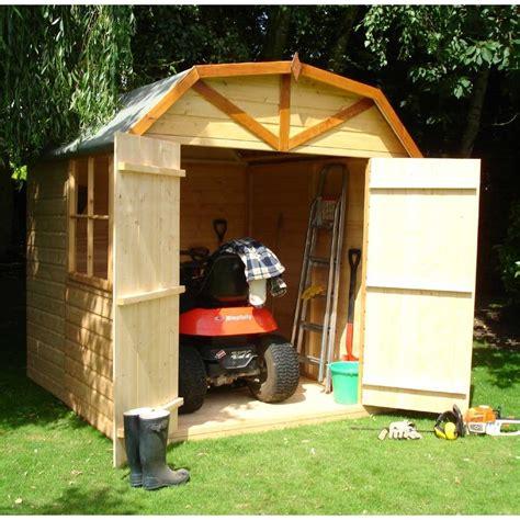 shed 7x7 barn 7x7 garden shed high roof doors