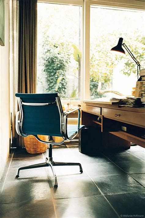 modern interior decorating  eames chairs creating