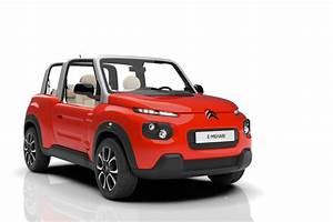 Citroën E Mehari : electric citro n e mehari open air utility vehicle now on sale in france ~ Medecine-chirurgie-esthetiques.com Avis de Voitures