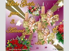 3 Advent Handy Bilder Grüße Facebook BilderGB Bilder