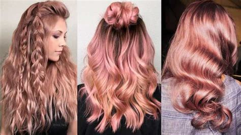 Color Brilliance Rose Quartz Before And After