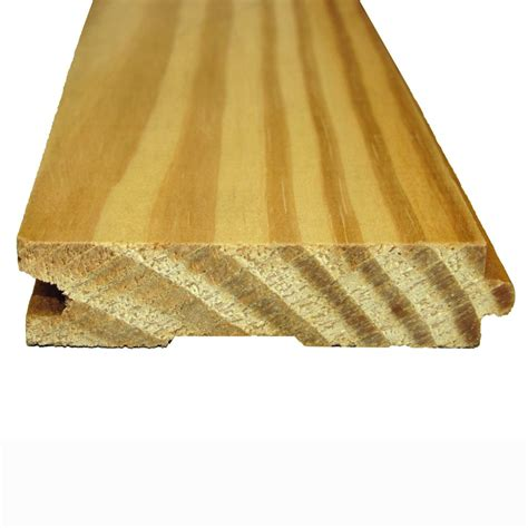 yellow pine penta treated porch flooring capitol city lumber