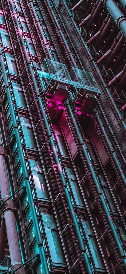 Iphone Wallpapers Rise London Gray Building Anime