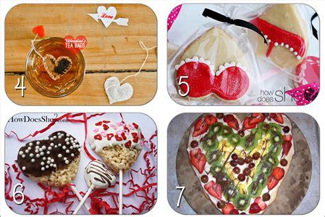 valentines food valentine s day round up food