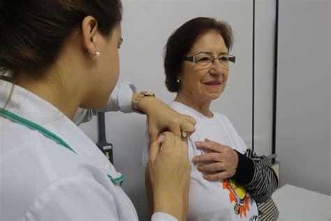 Mais de 77 mil doses da vacina contra a gripe já foram ...