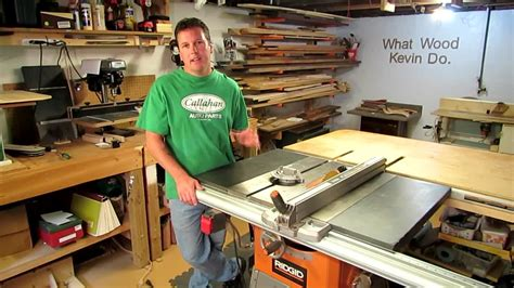 Home Depot Table Ls by Ridgid R4512 Tablesaw Review Home Depot Doovi