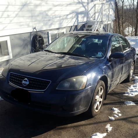 Nissan Altima For Sale West Haven Salvage Cars