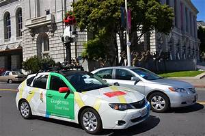 Google Street View Car : google smog mapping project offers alternative approach to internet of things ~ Medecine-chirurgie-esthetiques.com Avis de Voitures
