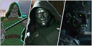 doctor doom every tv appearance ranked cbr