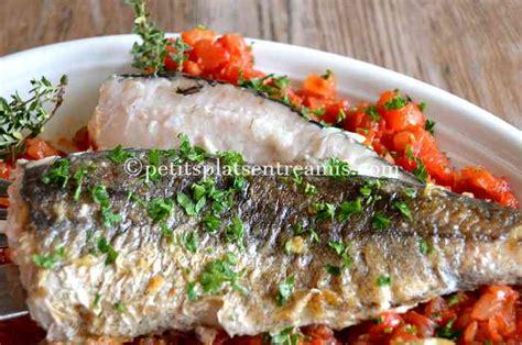 cuisiner du merlu merlu à la provençale recette petits plats entre amis