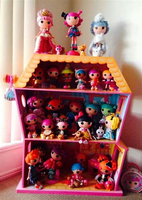 Lalaloopsy House - 96 best my lalaloopsy collection images on