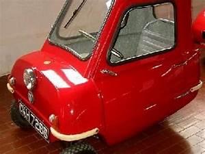 La Plus Petite Voiture Du Monde : peel p50 la plus petite voiture du monde ~ Gottalentnigeria.com Avis de Voitures
