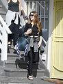 Katherine Schwarzenegger is a vision of newlywed bliss ...