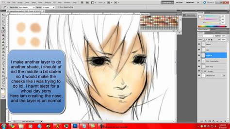Coloring Tutorial Photoshop by Photoshop Coloring Tutorial