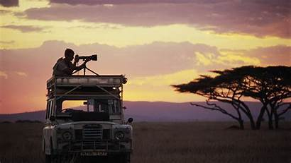 Road Sunset Vehicle Savannah Wallpapers Camera Photographer