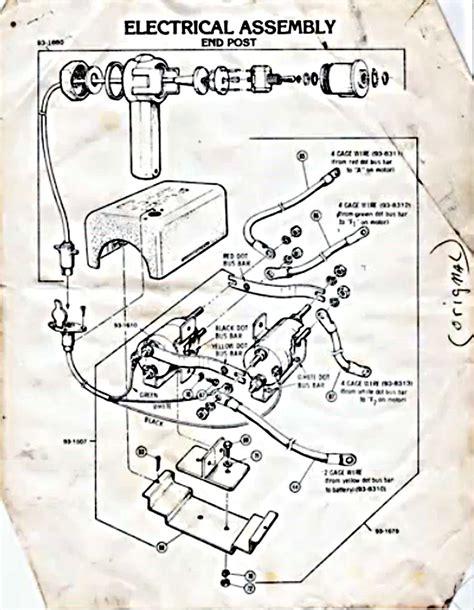 ramsey re 12000 winch wiring diagram 36 wiring diagram