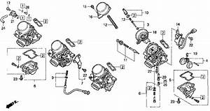 Jet Kits How To    Carburetor Diagrams    Cbr600f3 1995