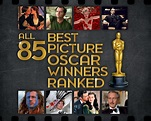 All 85 Best Picture Oscar Winners Ranked   ViralSocialBuzz