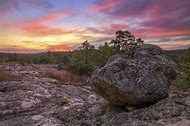 Turtle Rocks Petit Jean Arkansas