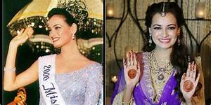 7 Former Beauty Queens Of India   Viral3k