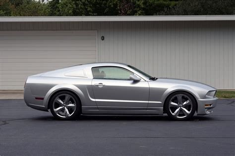 Chrysler Iacocca by 2009 Iacocca Mustang Going Up For Auction Wide Open
