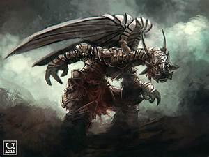 Avillum: Armored Dragon by carloscara on DeviantArt