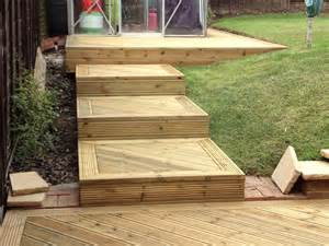 Deck Stairs Ideas by Photos Decking