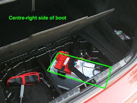 Bmw 1 Series Car Battery Location  Car Batteries