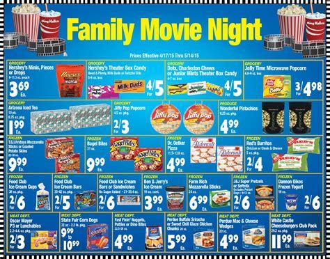 Family Movie Night - King Kullen