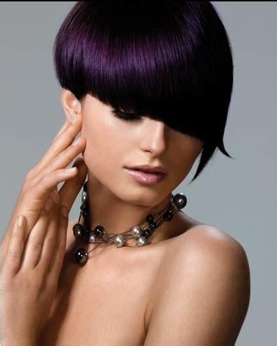 black purple hair color bold hair color ideas 2011