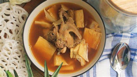 Sambal pecak ikan dan sambal pecak ayam. Resep Ayam Masak Kembang Tahu - SajianLezat.com