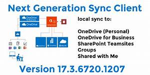 Onedrive Sync Client