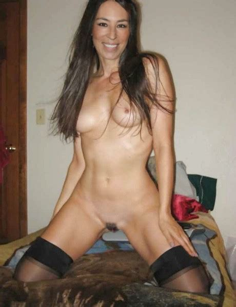 Nude gaines Joanna Gaines