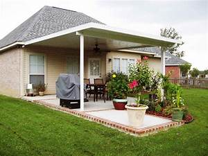 Aluminum Patio Covers: Extended Outdoor Living - Home
